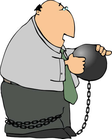 ball chain: Ball & Chain Man