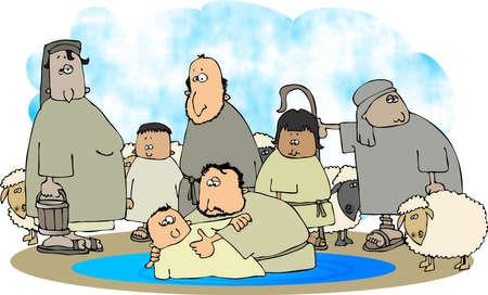 baptism: John The Baptist