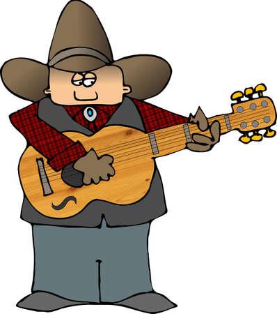 minstrel: Cowboy Minstrel