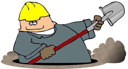 digging: Ditch Digger