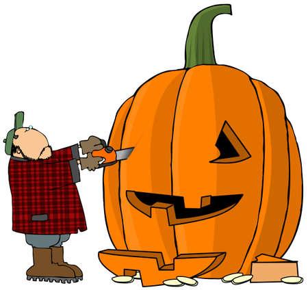 schnitzer: Pumpkin Carver