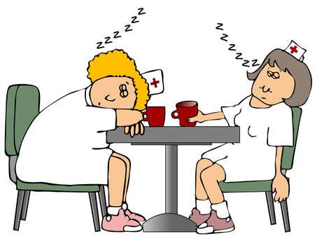 Slapen Verpleegkundigen