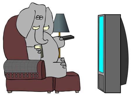 Elephant Remote