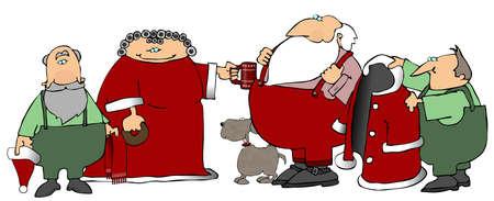 helpers: Santas Helpers