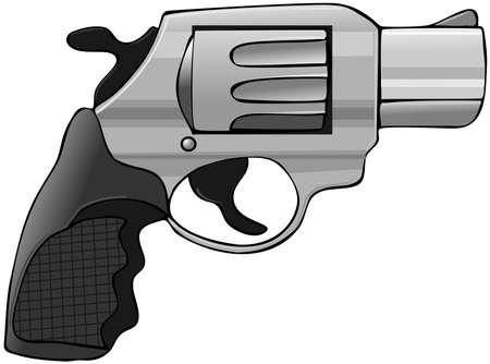 Snubnose pistool