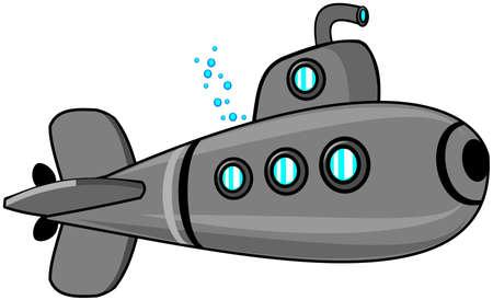 submerge: Submarine