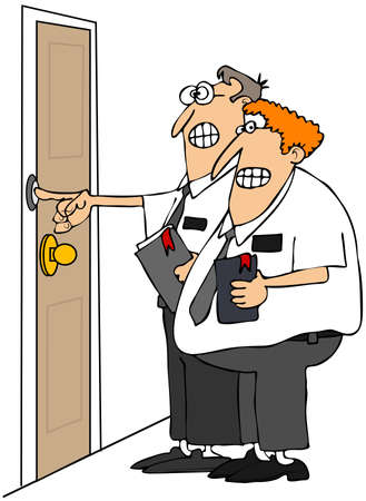 mormon: Missionaries