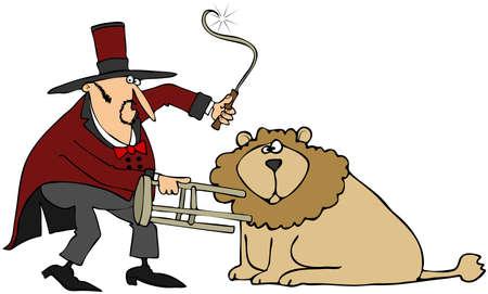 whip: Lion Tamer