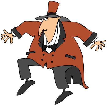 ringmaster: Sneaky ringmaster