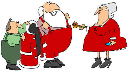 weeds: Santas Pot Pipe