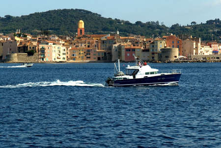 The Bay of Saint Tropez