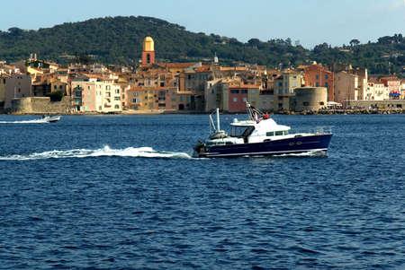 The Bay of Saint Tropez