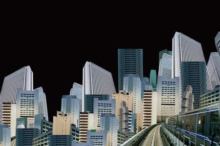 modernity: skyscrapers, and skyline