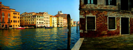 Grand Canal at Venezia Stock Photo - 460114