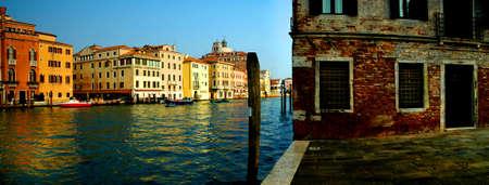 Grand Canal at Venezia photo
