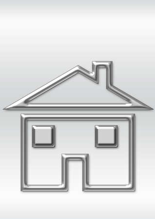 home icon Stock Photo