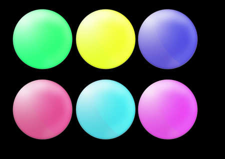 web buttons Stock Photo - 517754