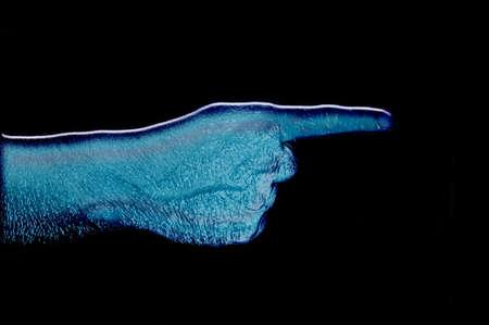 humanoid hand Stock Photo - 600539