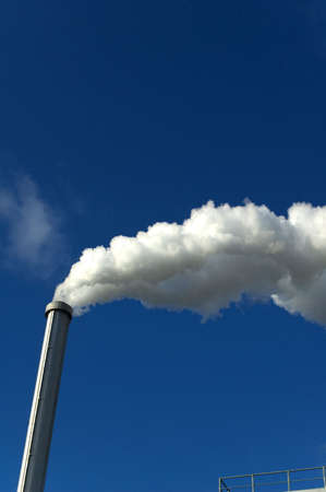 naphtha: pollution Stock Photo