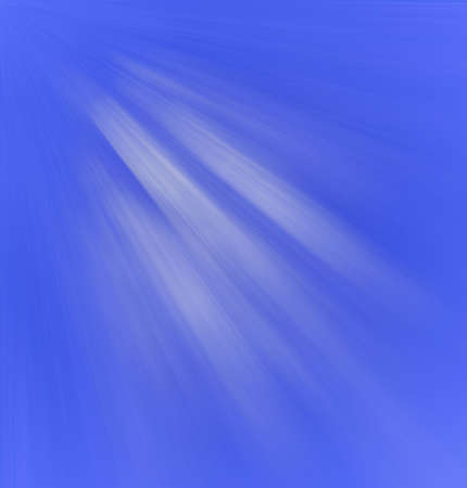 ambience: blue ray of light effect  Stock Photo