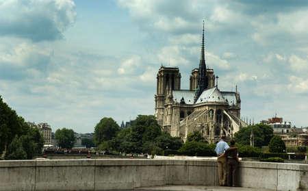 admire: Notre Dame Paris