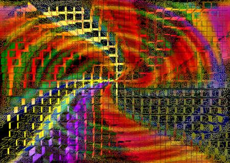Abstract twirl Stock Photo - 4038566