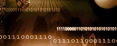 Digital web header