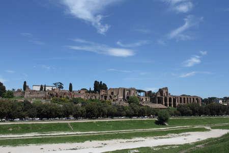 palatine: The Circo Massimo in Rome