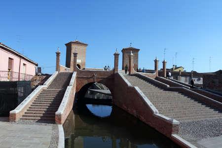 comacchio: Comacchio Stock Photo