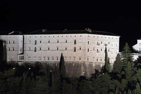 Montecassino Abbey 新聞圖片