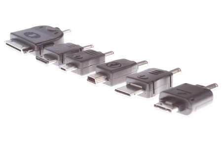 adapters: adapters of universal charger for smartphones