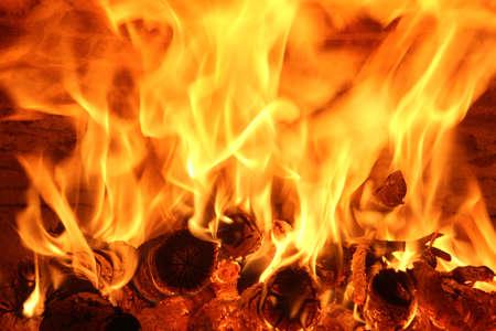 fire flame Archivio Fotografico
