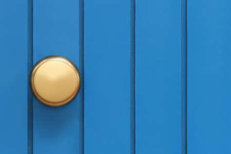 blue door: blue door