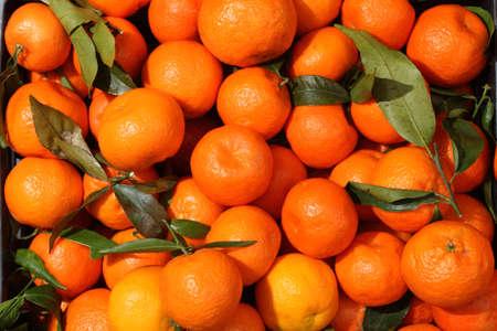 heap: heap of market mandarins