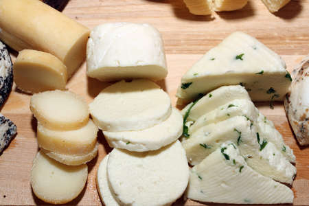 flavored: Italian flavored cheeses typical product dop