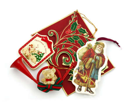 Small group tree ornaments photo