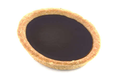 tempting: View of a tempting, delectable filled cookie.