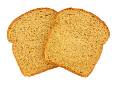 A close view of nutritious stone ground whole wheat bread. Stock Photo - 5701299