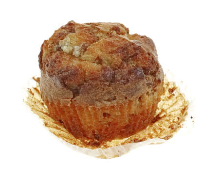 A delicious pumpkin spice muffin freshly baked  Stock Photo - 17378907