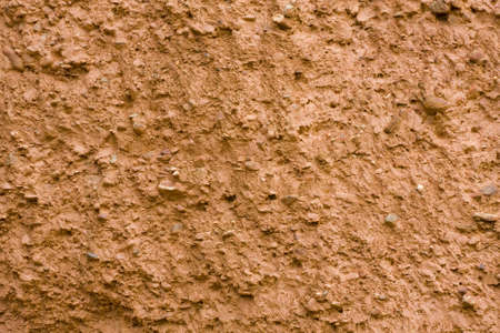 clay: soil texture Stock Photo