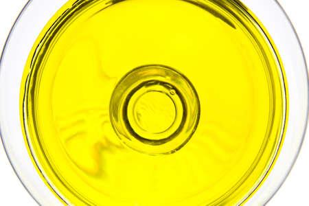 oil bottle: oil
