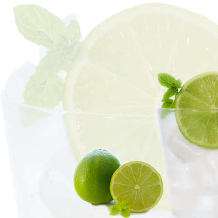 soda, lime Stock Photo - 9304240