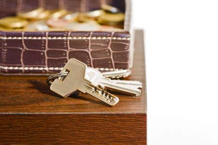 house keys photo
