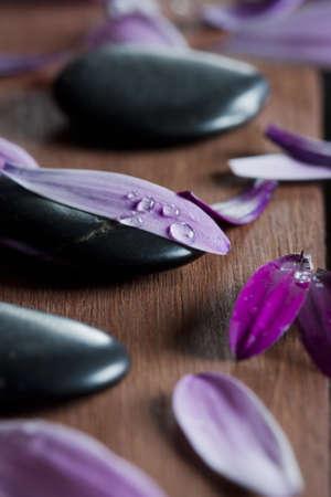 stones, spa photo