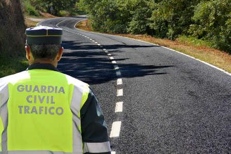 fico: español el tráfico de la Guardia Civil