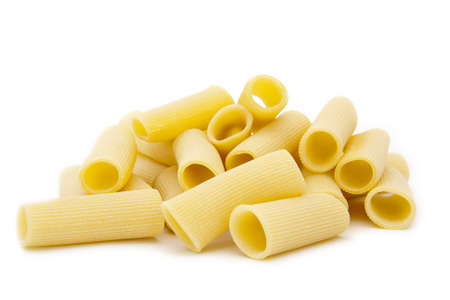macaroni: pasta Stock Photo
