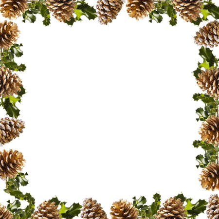 Christmas Decorations, Backgrounds, Frames And Cards Stock Photo ...