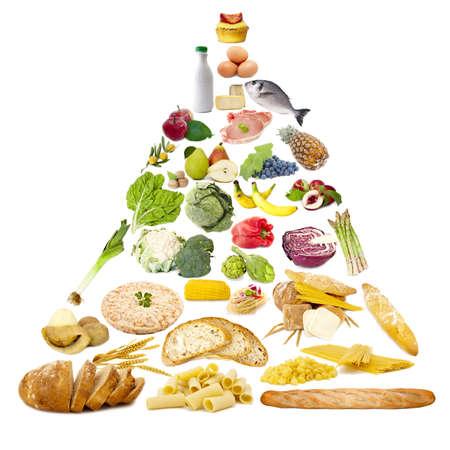 Voeding Stockfoto
