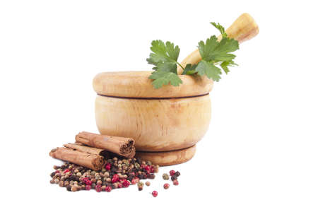 herbs and spices Stock Photo - 12597962