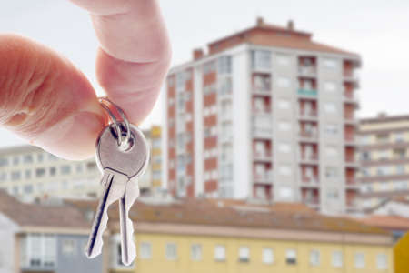 apartment building: buy house